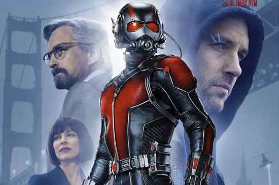 Ant-Man มนุษย์มดมหากาฬ