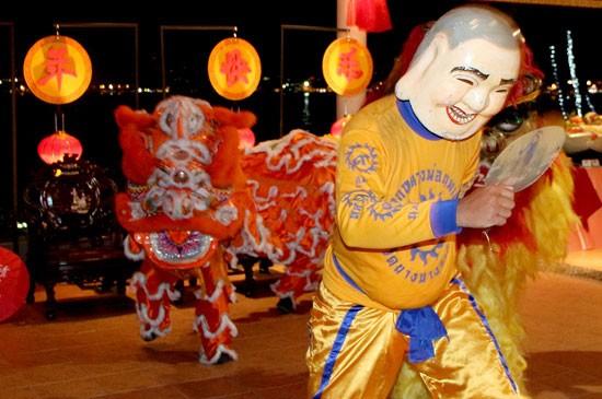 ต้อนรับปีวอกพร้อมฉลองตรุษจีนที่อมารี ภูเก็ต
