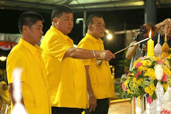ทต.วิชิตจัดกิจกรรมเฉลิมพระเกียรติฯ 5 ธันวามหาราชประจำปี 2558