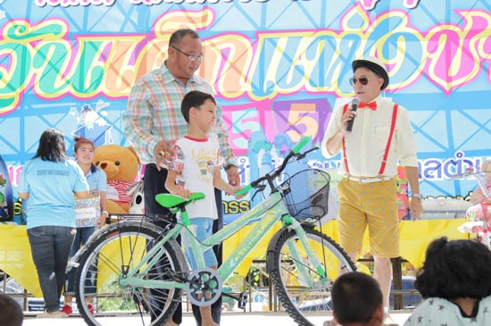 เทศบาลตำบลฉลองจัดกิจกรรมวันเด็กแห่งชาติประจำปี 2559