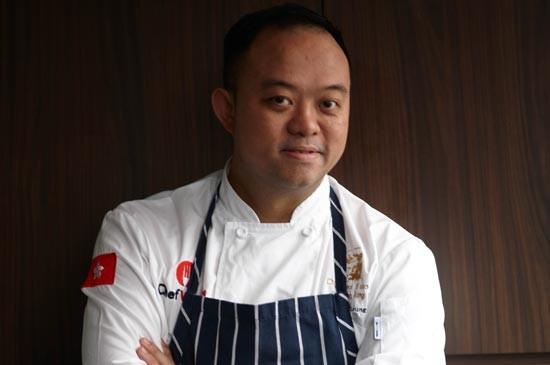 Chef Eddy Leung