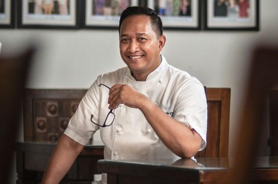 เจดับบลิว ภูเก็ต นำเสนออาหารอินโดนีเซีย โดยเชฟ Degan Septoadj