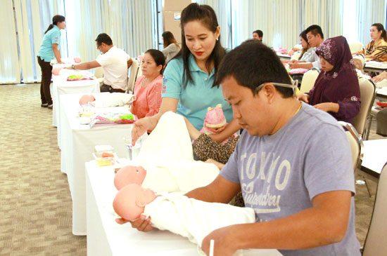 โรงพยาบาลกรุงเทพภูเก็ต จัดงาน คุณแม่ตั้งครรภ์คุณภาพ