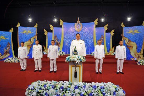 ทต.วิชิตบันทึกเทปถวายพระพร สมเด็จพระราชินี เนื่องในวันเฉลิมพระชนมพรรรษา 12 สิงหา