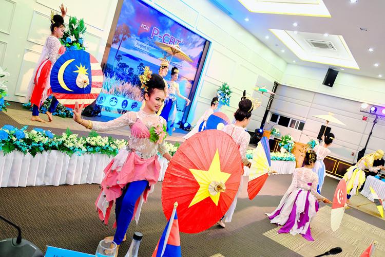 PCIT PKRU ผนึกกำลัง 5 ประเทศอาเซียน ขานรับแนวคิดท่องเที่ยวชุมชนยั่งยืน
