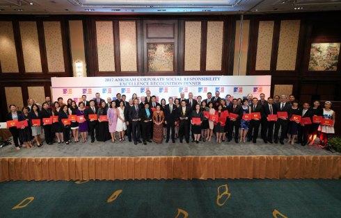 ลากูน่าภูเก็ตรับรางวัล ด้าน CSR โดยหอการค้าอเมริกัน ประเทศไทย 3 ปีซ้อน