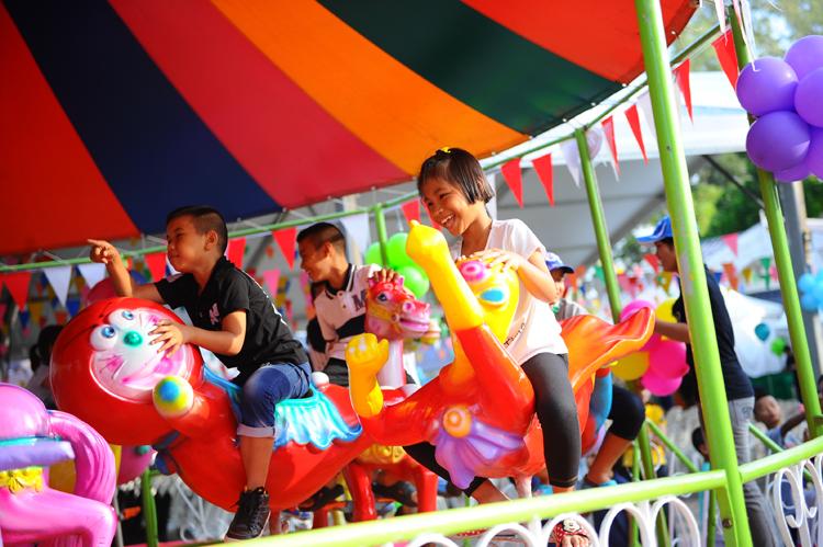ลากูน่าภูเก็ต เชิญร่วมงานวันเด็กแห่งชาติครั้งที่ 26 ประจำปี 2561 ณ ลานกิจกรรมริมน้ำลากูน่าโกรฟ