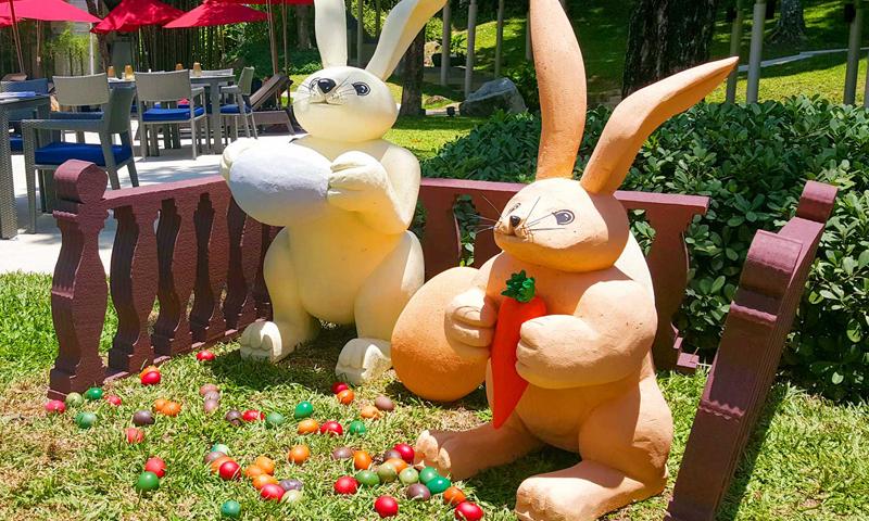 ฉลองเทศกาลอีสเตอร์กับบุฟเฟ่ต์ดินเนอร์ ณ ห้องอาหารริมทะเล โรงแรมอมารี ภูเก็ต