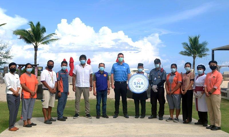 ลากูน่าภูเก็ตพร้อมรับนักท่องเที่ยวต่างชาติ พนักงานทุกคนได้รับวัคซีนครบถ้วน