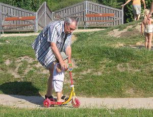 diritto visita nonni