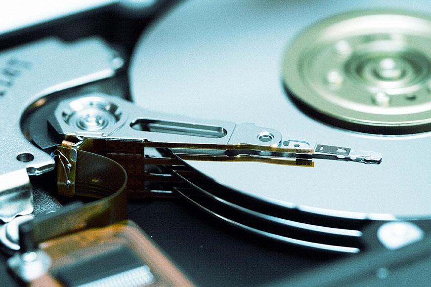 recuperare dati da un hard disk