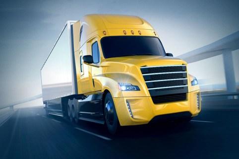 PPG DELFLEET ONE paint system approved by Daimler Truck North America ile ilgili görsel sonucu