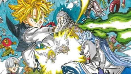 The Seven Deadly Sins: Prisoners of the Sky movie features new story not told in the manga
