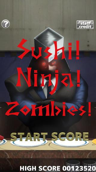 Sushi Ninja Zombies 1