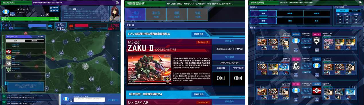 gundam:duel company_practice