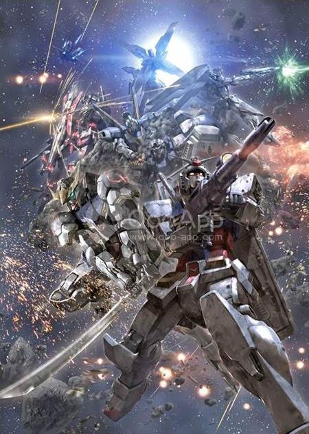 Gundam Cross War02