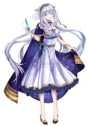 公主之塔 海魔女(1)