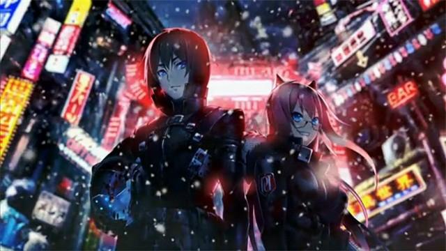 凍京NECRO Defenders 1