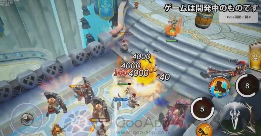 アクションMORPG01