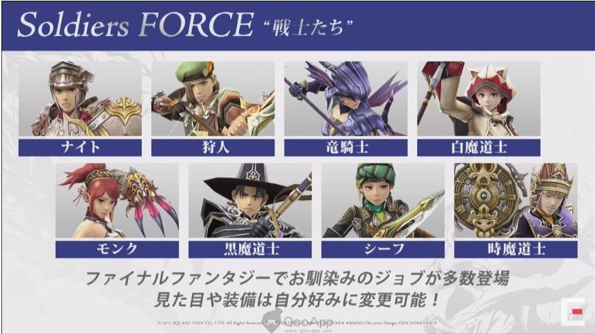 FINAL FANTASY EXPLORERS-FORCE