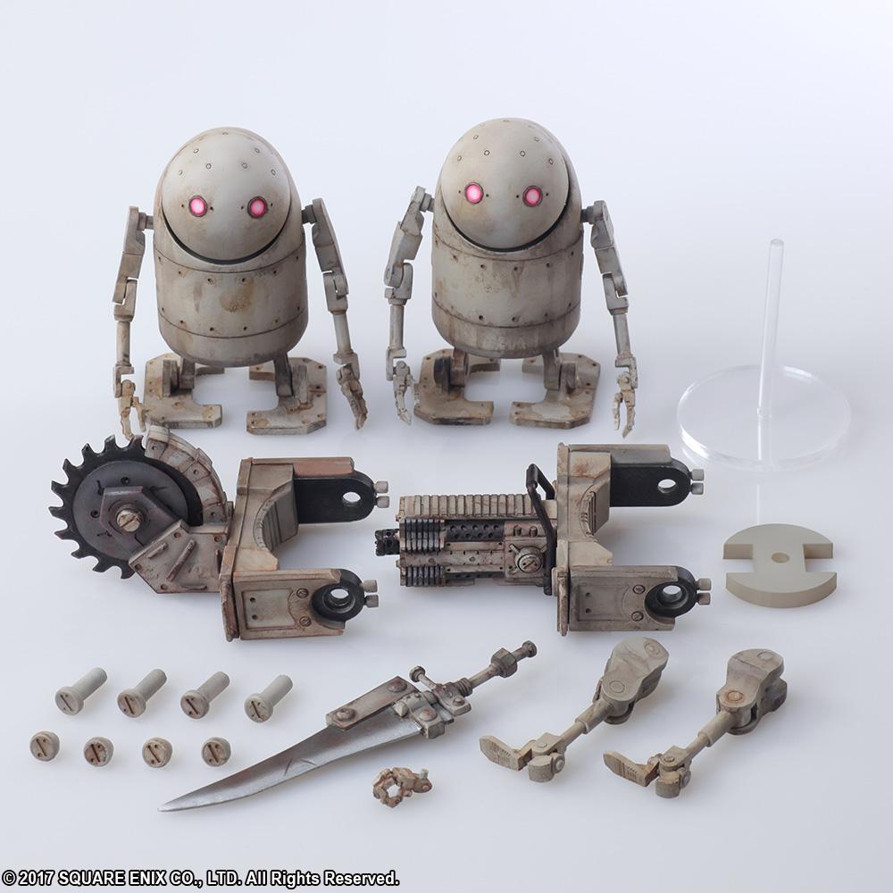 NieR:Automata BRING ARTS