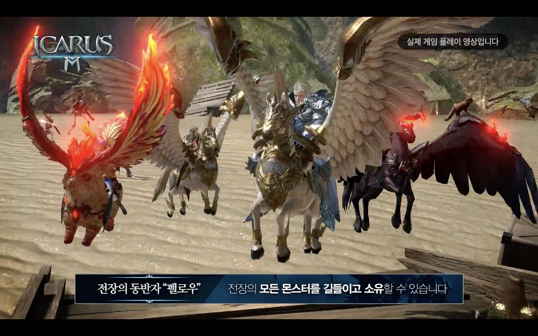 Icarus M