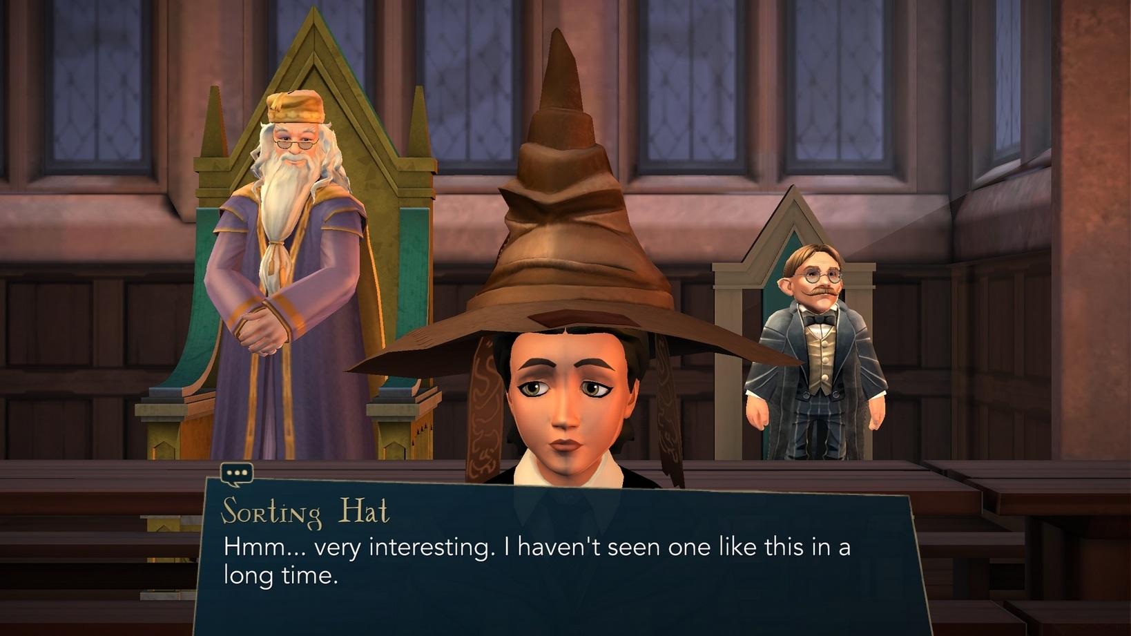 哈利波特:霍格華茲之謎