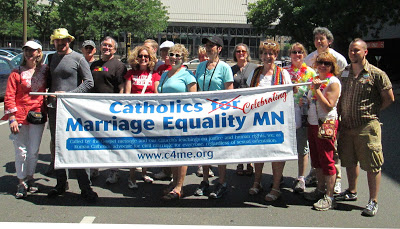 Catholics for marriage equality, MN