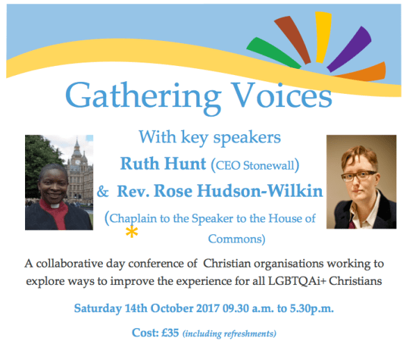 Gathering Voices Conference 2017