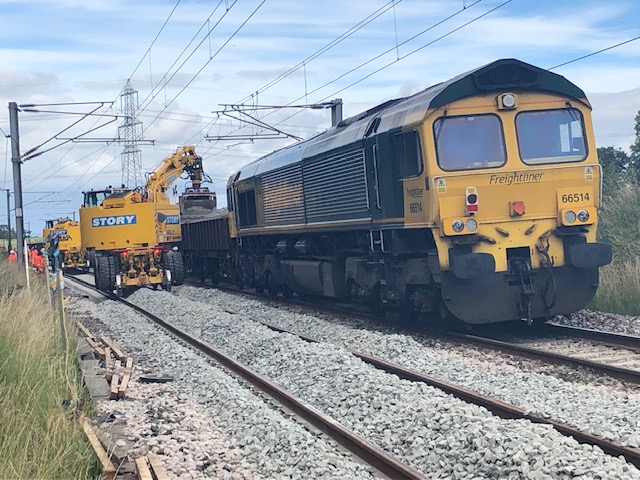£1m rail investment to keep passengers on-track