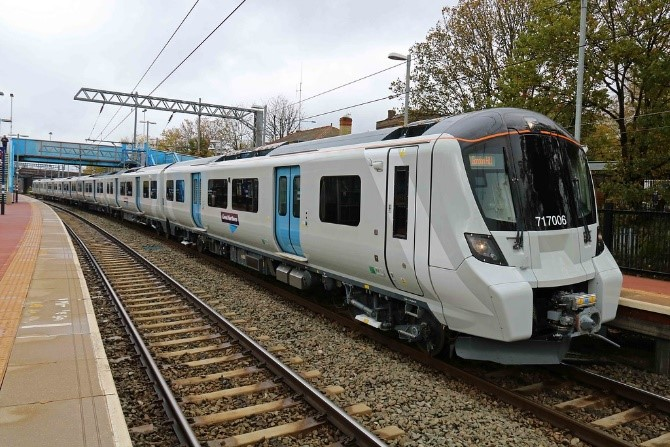 Great Northern marks 170th anniversary of its first train into London