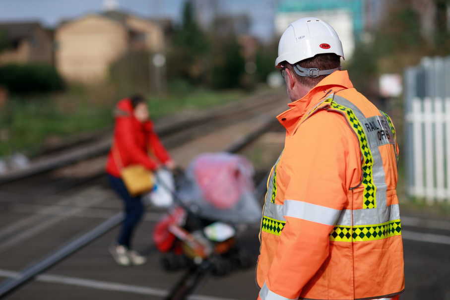 East Suffolk Line level crossings set for safety upgrades this month