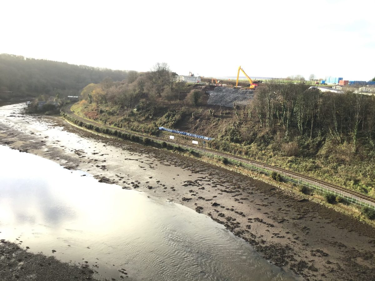 Network Rail carries out major work in Whitby to keep trains running reliably and safely