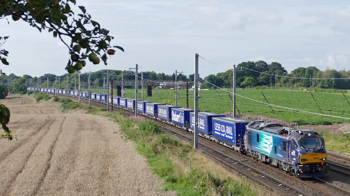 Building back better – Longer trains are delivering for freight customers