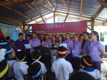 2013 July Malnutrition Program 2