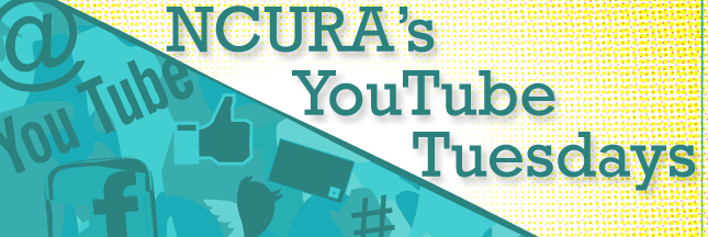 http://www.ncura.edu/content/images/youtubetuesdaybanner.png