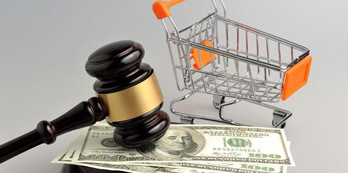 Consumer Rights Gavel