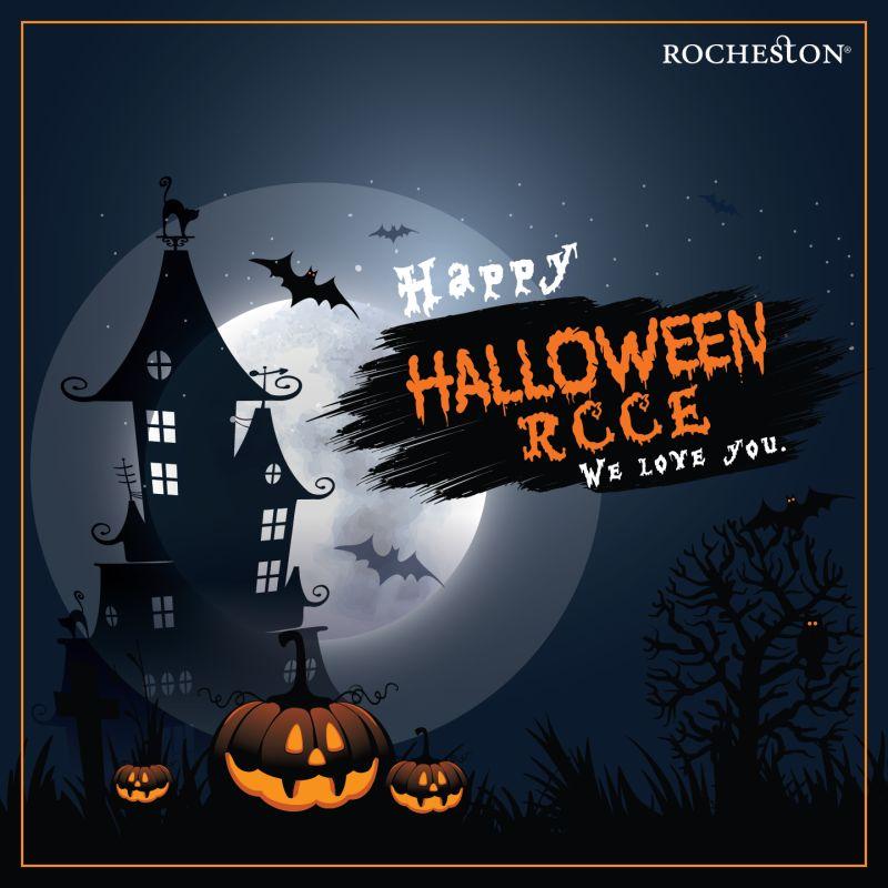 Halloween Day Rcce
