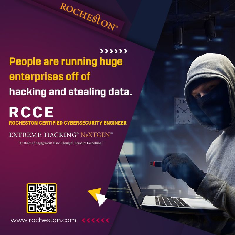 Cybersecurity Rocheston RCCE
