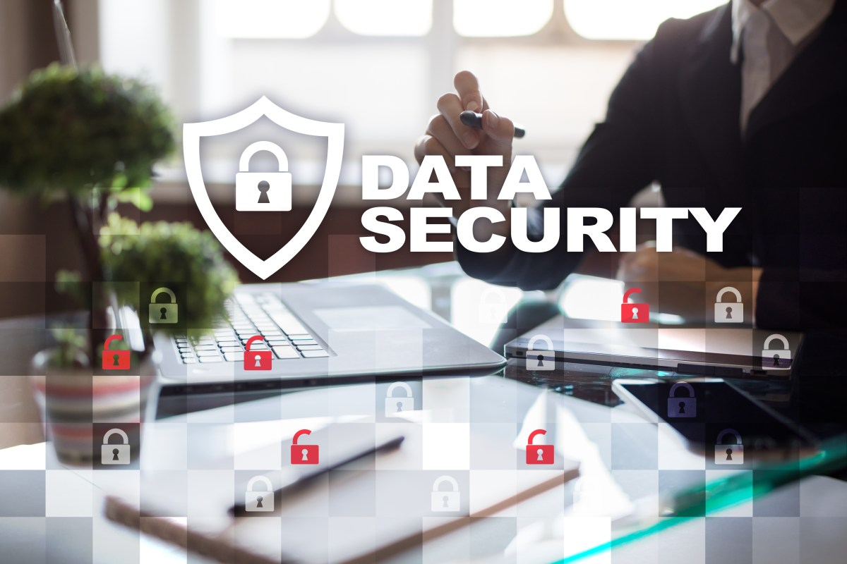 All Information Security Need Not Be Data Security