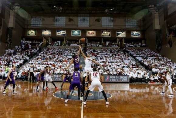 Sioux Falls Skyforce basketball marks 30 years - Sanford Health News