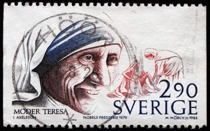 Mother Teresa won the Nobel Prize in 1979