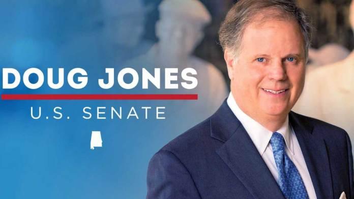 Doug Jones, Democrat and US Senator-elect from Alabama