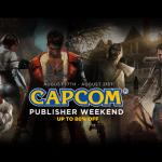 Capcom Publisher Weekend 2017