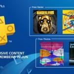 PlayStation Plus Free Games June 2019