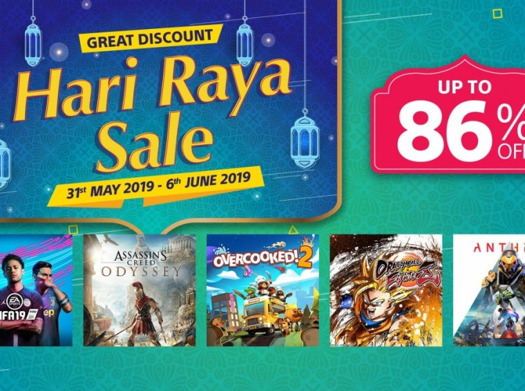 playstation store hari raya deal