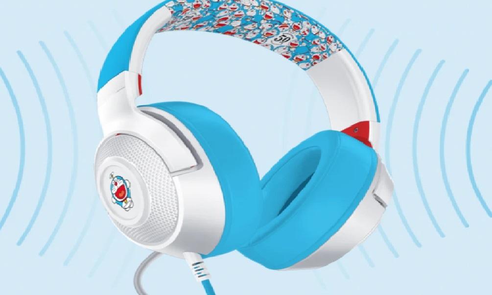 razer doraemon headphones