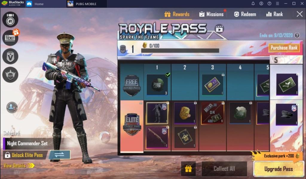 pubg mobile royale pass 14