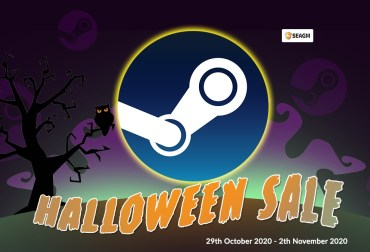 steam halloween sale dates