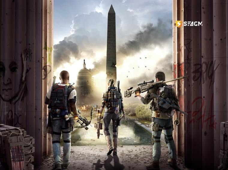 buy the division 2
